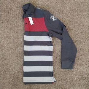 Collared Long Sleeve Shirt